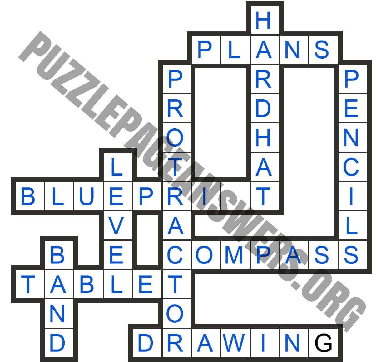Puzzle Page One Clue August 31 2019 Answers Puzzle Page Answers