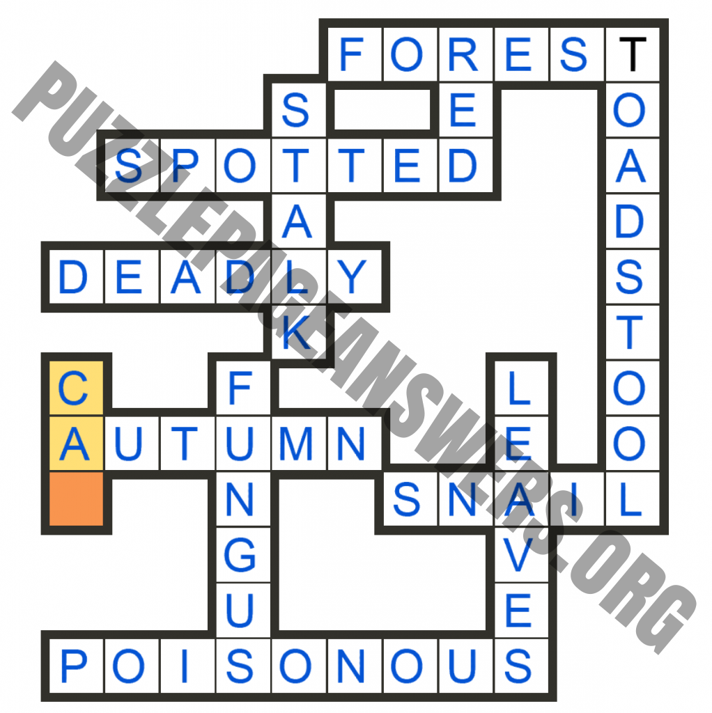 Puzzle Page One Clue April 4 2020 Answers Puzzle Page Answers