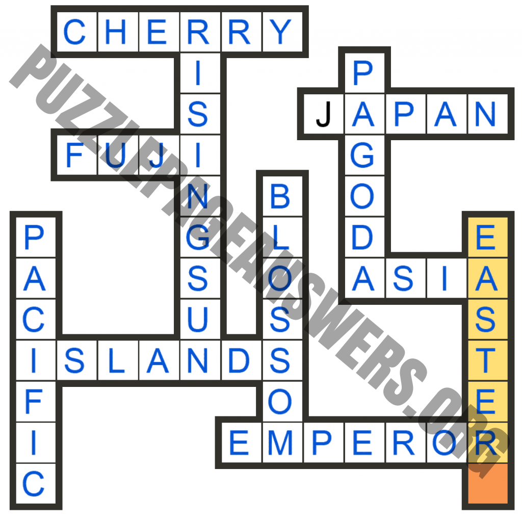 Puzzle Page One Clue May 23 2020 Answers Puzzle Page Answers